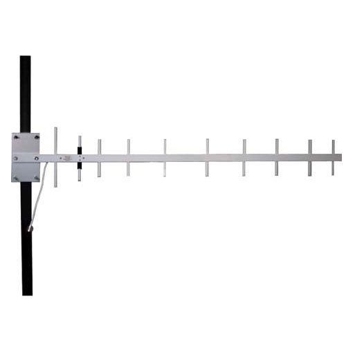 L-Com 900 MHz 13 dBi Yagi Antenna N Female Connector HG913Y AS IS