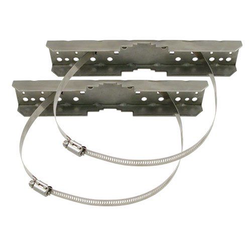 9 to 11 Poles HGX-PMT30 Pole Mounting Kit Stainless Steel HGX-PMT30