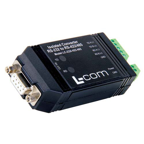 L-com Isolated Rs232 To Rs422  485 Converter