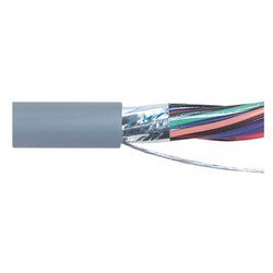 Picture of 25 Conductor 24 AWG Bulk Cable, 100 ft Coil