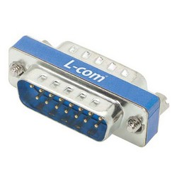 Picture of Slimline Socket Saver, DB15 Male / Female