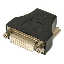 Picture of DVI Adapter, DVI-I Female / HDMI Female