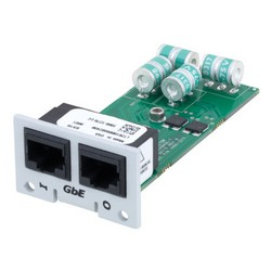 Picture of 5VDC LPXT Data Line Protector Module 1Gb RJ45 F/F