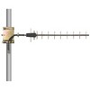 Picture of 2.4 GHz 12 dBi Stainless Steel Yagi Antenna - 7in N-Female