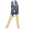 "Picture of Deluxe Coaxial Crimp Tool with .178"", .151"", .128"", .078"", .068"", .043"" Hex Die"