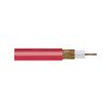 Picture of Coaxial Bulk Cable RG59A/U, 1000 foot spool Red