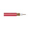 Picture of Coaxial Bulk Cable RG59B/U, 1000 foot spool Red