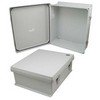 Picture of 16x14x6 Inch UL® Listed Weatherproof Industrial NEMA 4X Enclosure Only