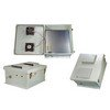 Picture of 18x16x8 Inch 120 VAC Weatherproof Enclosure with Solid State Fan Controller