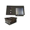 Picture of 18x16x8 Inch 120VAC Black Weatherproof Enclosure with Dual Cooling Fans