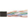 Picture of Category 6 UTP 24 AWG 4-Pair Stranded Conductor Black, 1KFT