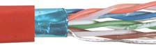 LSZH Ethernet Cable Material