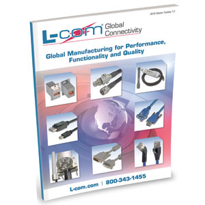 L-com's Newly Released 2013 Master Catalog