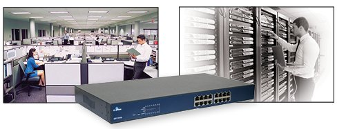 Commercial Ethernet Switch