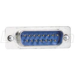 modular adapter db15 male rj45 8x8 jack ra158m adaptor kit db15m rj45 jack