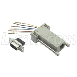PWD_RA096F what is a db9 connector?